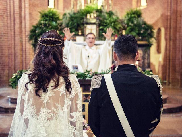 Il matrimonio di Francesco e Laura a Milano, Milano 44