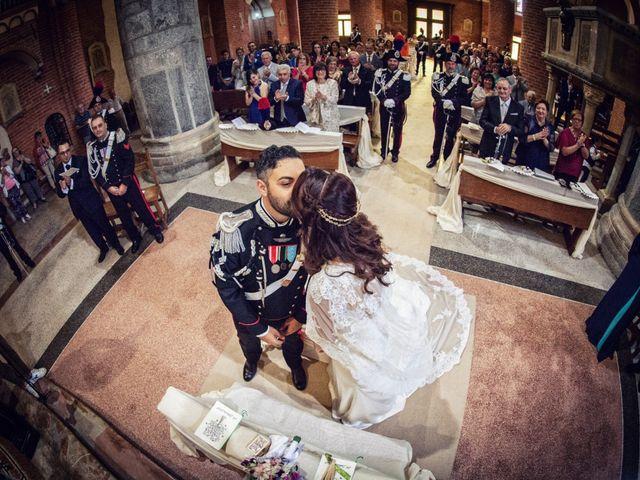 Il matrimonio di Francesco e Laura a Milano, Milano 45