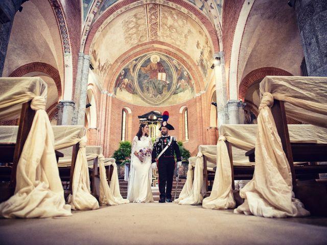 Il matrimonio di Francesco e Laura a Milano, Milano 46