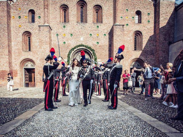 Il matrimonio di Francesco e Laura a Milano, Milano 47