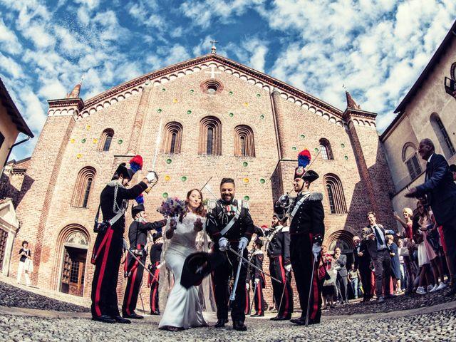 Il matrimonio di Francesco e Laura a Milano, Milano 48