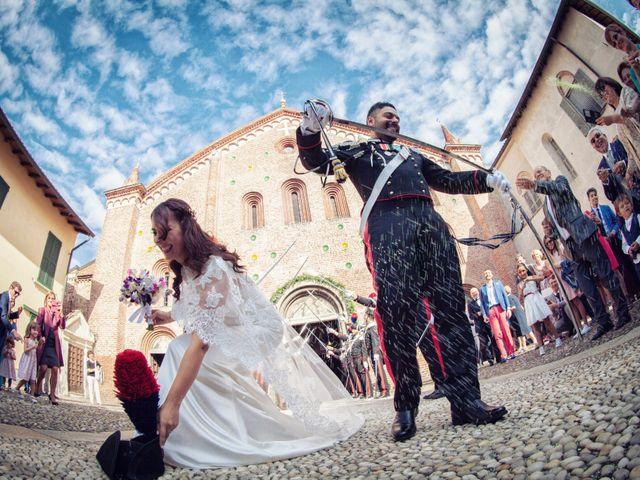Il matrimonio di Francesco e Laura a Milano, Milano 50