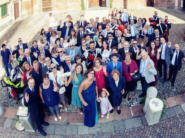Il matrimonio di Francesco e Laura a Milano, Milano 52