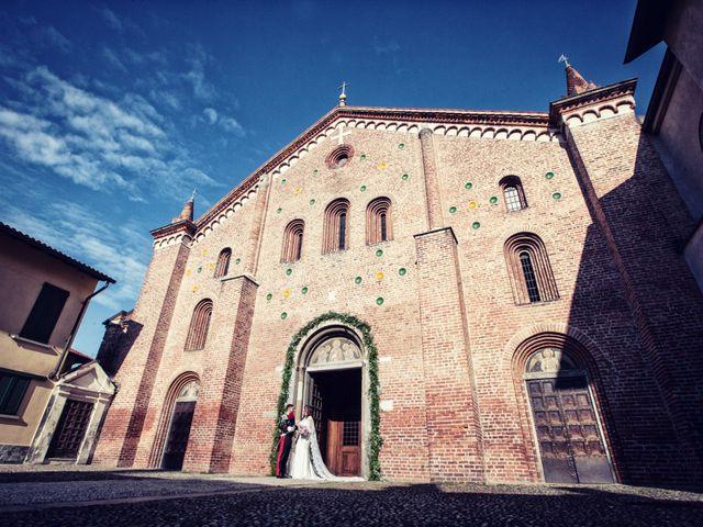 Il matrimonio di Francesco e Laura a Milano, Milano 54