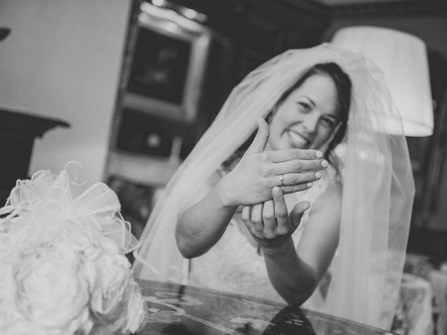 Il matrimonio di Dario e Chiara a Barge, Cuneo 12