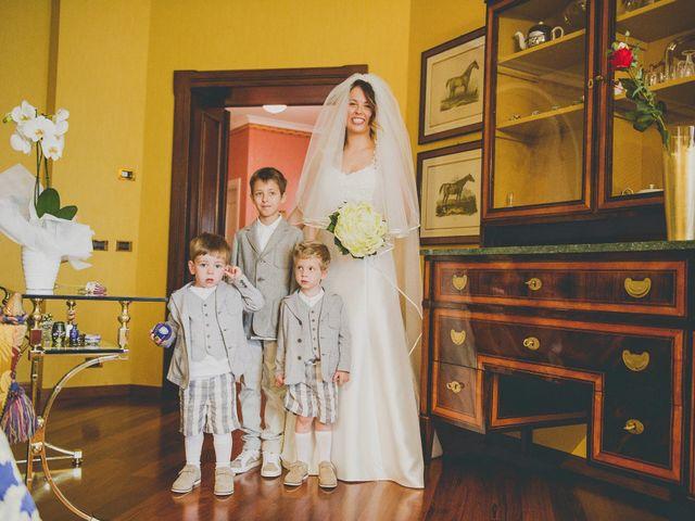 Il matrimonio di Dario e Chiara a Barge, Cuneo 23