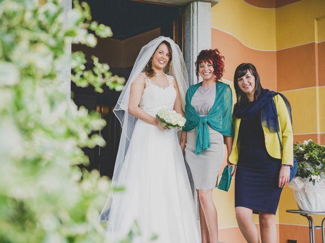 Il matrimonio di Dario e Chiara a Barge, Cuneo 26