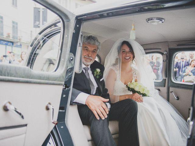 Il matrimonio di Dario e Chiara a Barge, Cuneo 31