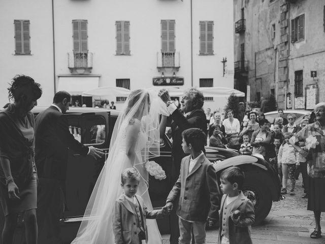 Il matrimonio di Dario e Chiara a Barge, Cuneo 32