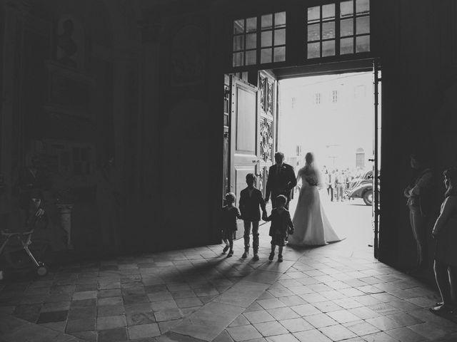 Il matrimonio di Dario e Chiara a Barge, Cuneo 33