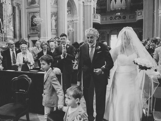 Il matrimonio di Dario e Chiara a Barge, Cuneo 35