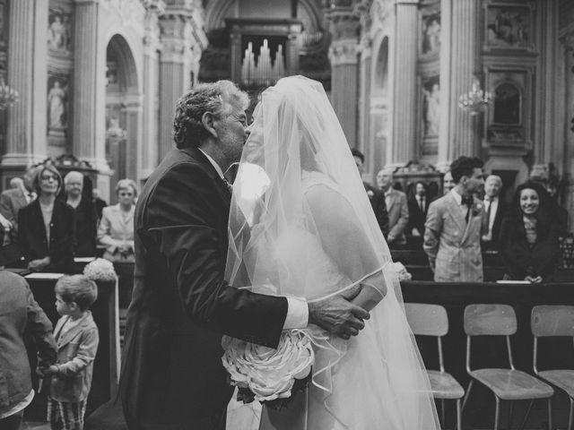 Il matrimonio di Dario e Chiara a Barge, Cuneo 36