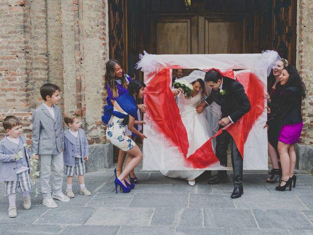 Il matrimonio di Dario e Chiara a Barge, Cuneo 55