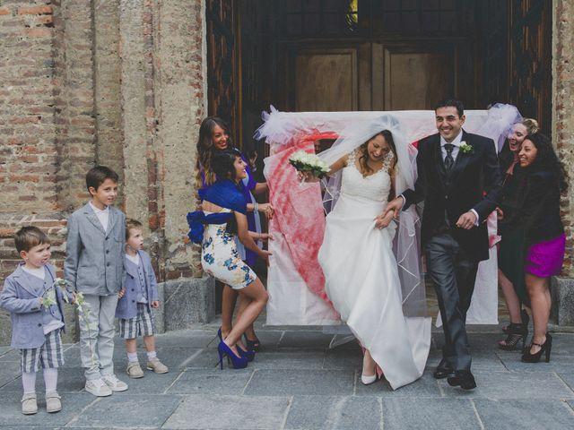 Il matrimonio di Dario e Chiara a Barge, Cuneo 56