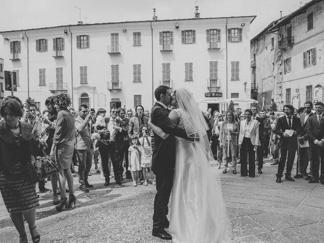 Il matrimonio di Dario e Chiara a Barge, Cuneo 60