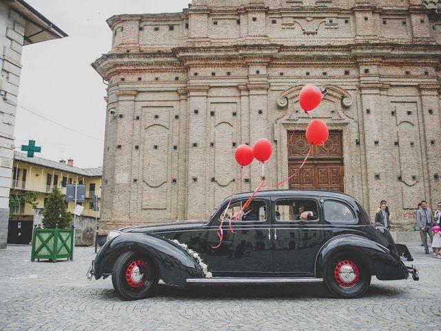 Il matrimonio di Dario e Chiara a Barge, Cuneo 66