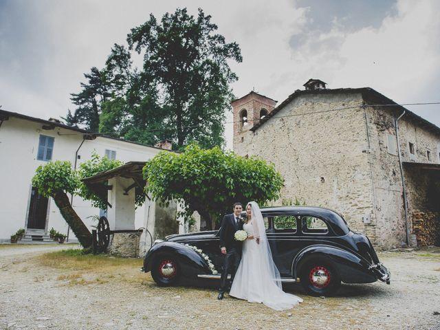 Il matrimonio di Dario e Chiara a Barge, Cuneo 67