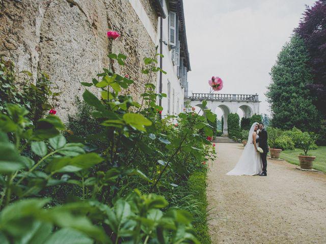 Il matrimonio di Dario e Chiara a Barge, Cuneo 68