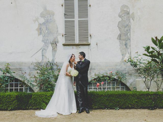 Il matrimonio di Dario e Chiara a Barge, Cuneo 81