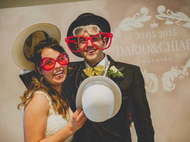 Il matrimonio di Dario e Chiara a Barge, Cuneo 108