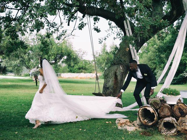 Le nozze di David e Anna Carla
