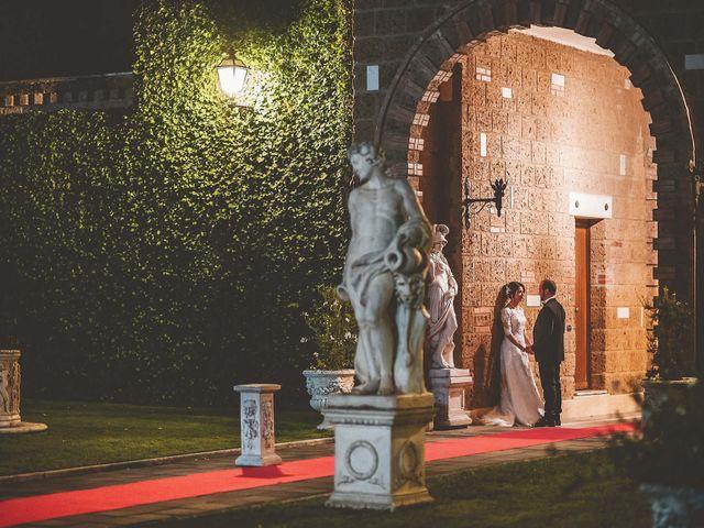 Le nozze di Giulia e Maurizio