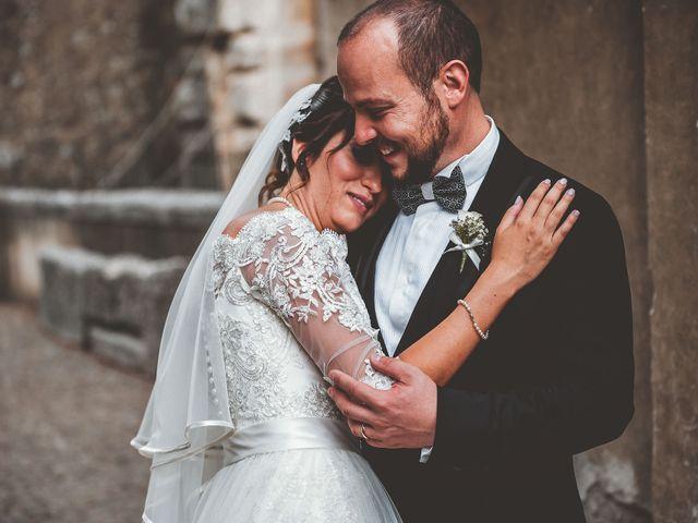Il matrimonio di Maurizio e Giulia a Civita Castellana, Viterbo 3