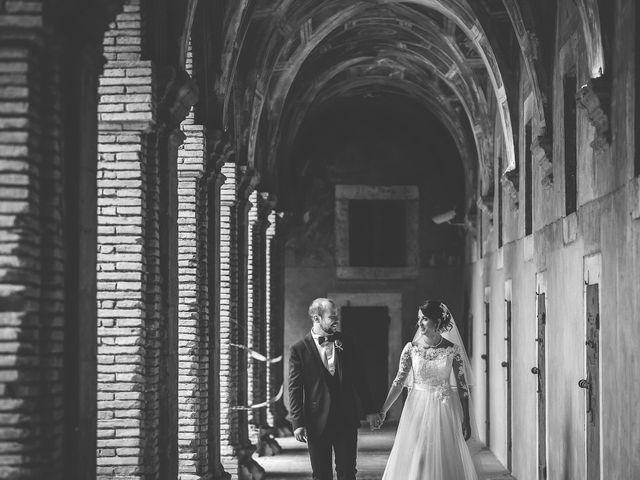Il matrimonio di Maurizio e Giulia a Civita Castellana, Viterbo 1