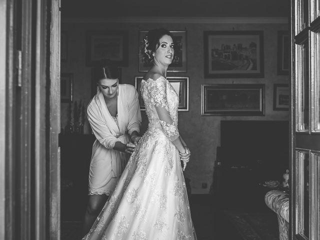 Il matrimonio di Maurizio e Giulia a Civita Castellana, Viterbo 16
