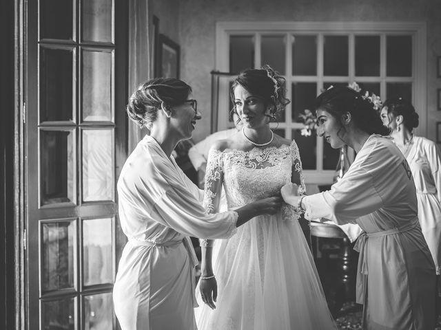 Il matrimonio di Maurizio e Giulia a Civita Castellana, Viterbo 17