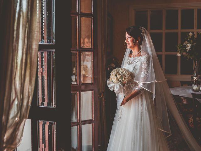 Il matrimonio di Maurizio e Giulia a Civita Castellana, Viterbo 21