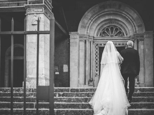 Il matrimonio di Maurizio e Giulia a Civita Castellana, Viterbo 24