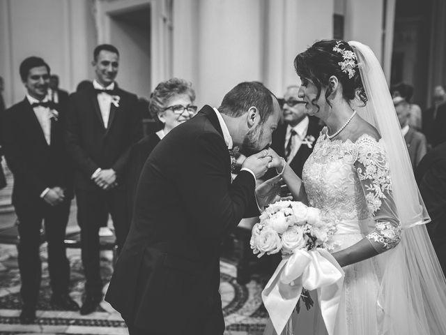 Il matrimonio di Maurizio e Giulia a Civita Castellana, Viterbo 25