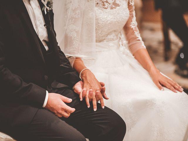 Il matrimonio di Maurizio e Giulia a Civita Castellana, Viterbo 26