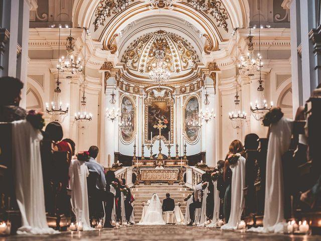 Il matrimonio di Maurizio e Giulia a Civita Castellana, Viterbo 27