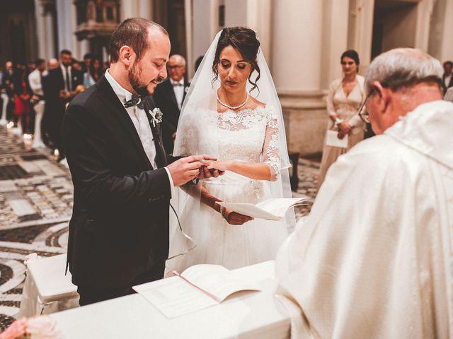 Il matrimonio di Maurizio e Giulia a Civita Castellana, Viterbo 29