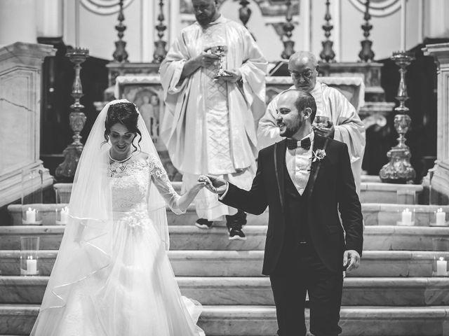 Il matrimonio di Maurizio e Giulia a Civita Castellana, Viterbo 30