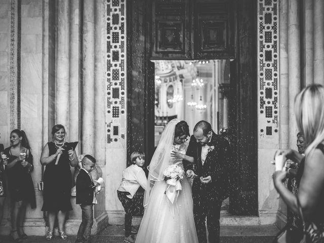 Il matrimonio di Maurizio e Giulia a Civita Castellana, Viterbo 31