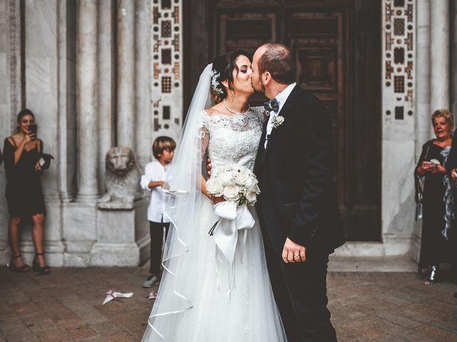 Il matrimonio di Maurizio e Giulia a Civita Castellana, Viterbo 32