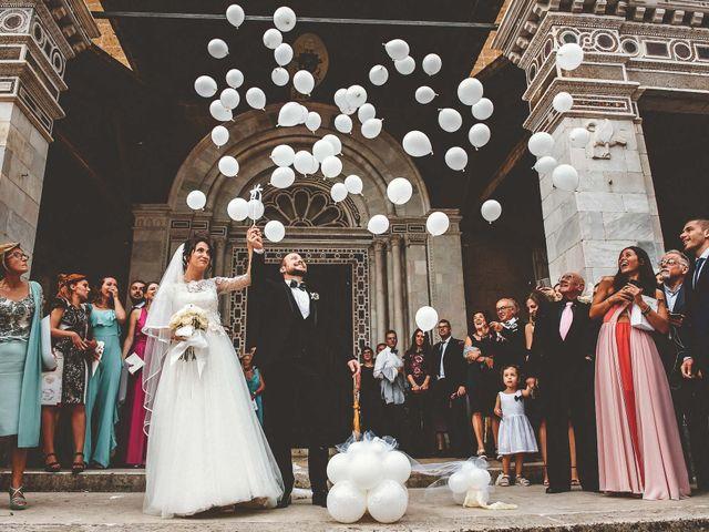 Il matrimonio di Maurizio e Giulia a Civita Castellana, Viterbo 33