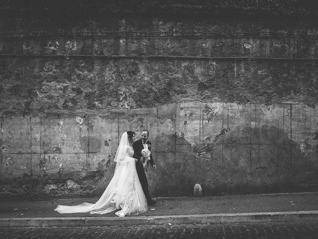 Il matrimonio di Maurizio e Giulia a Civita Castellana, Viterbo 34