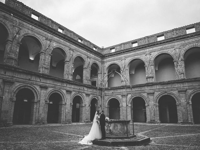 Il matrimonio di Maurizio e Giulia a Civita Castellana, Viterbo 35