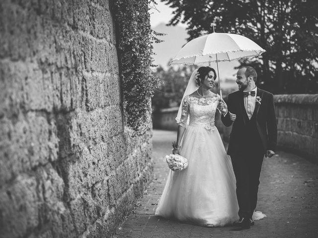 Il matrimonio di Maurizio e Giulia a Civita Castellana, Viterbo 36