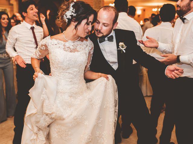 Il matrimonio di Maurizio e Giulia a Civita Castellana, Viterbo 39