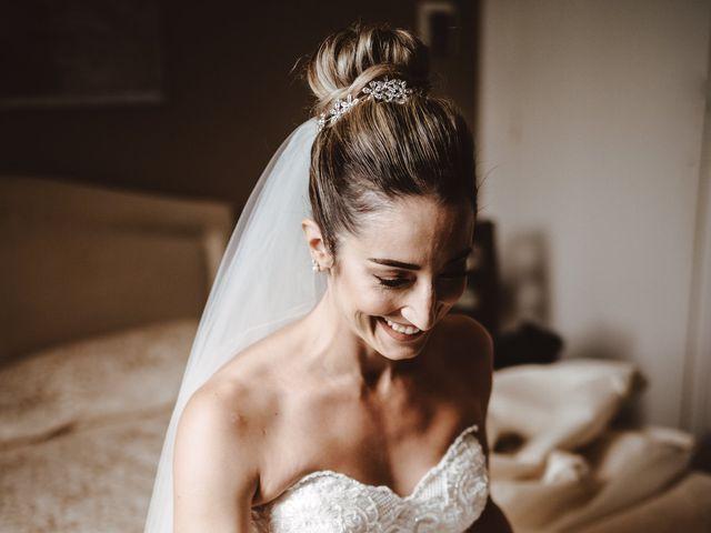 Il matrimonio di Jonathan e Giulia a Chiusdino, Siena 5