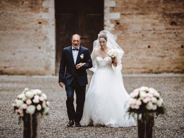 Il matrimonio di Jonathan e Giulia a Chiusdino, Siena 10