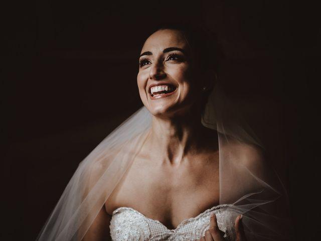Il matrimonio di Jonathan e Giulia a Chiusdino, Siena 24