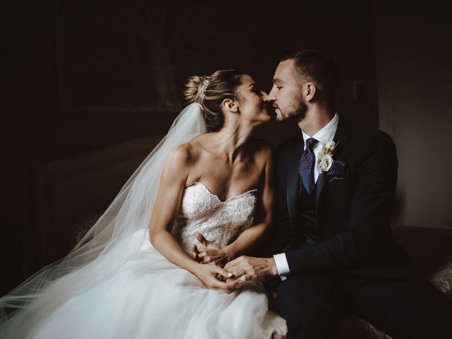 Il matrimonio di Jonathan e Giulia a Chiusdino, Siena 25
