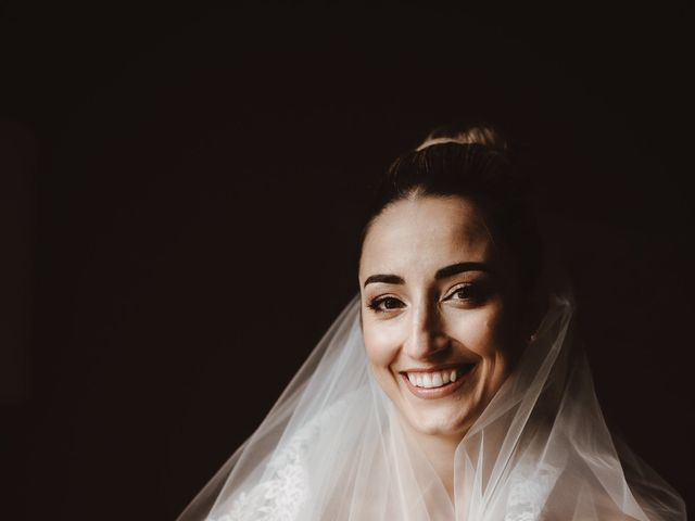 Il matrimonio di Jonathan e Giulia a Chiusdino, Siena 26