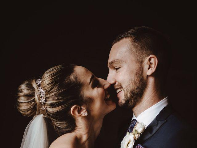Il matrimonio di Jonathan e Giulia a Chiusdino, Siena 28